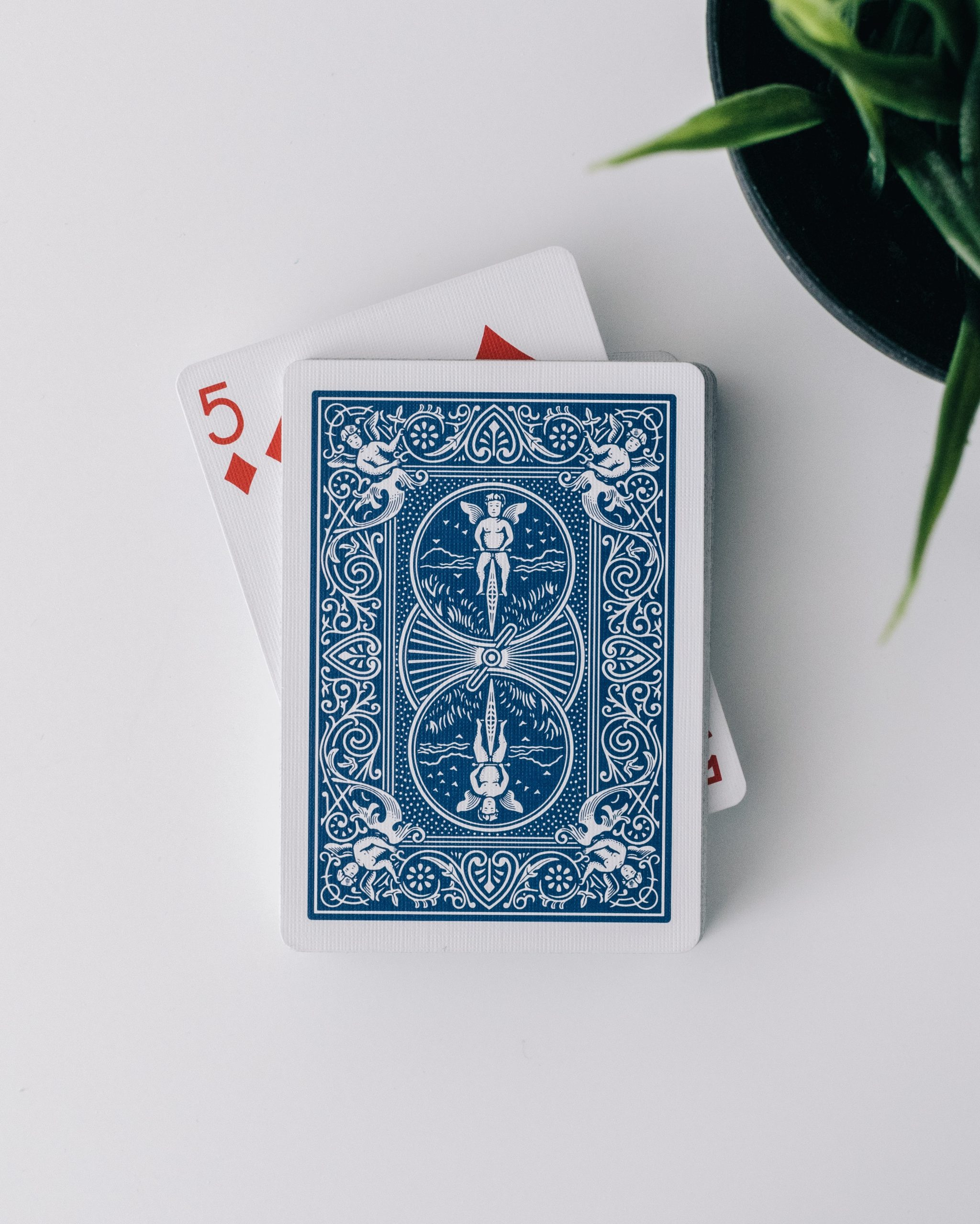 wallpaper Deck of playing cards