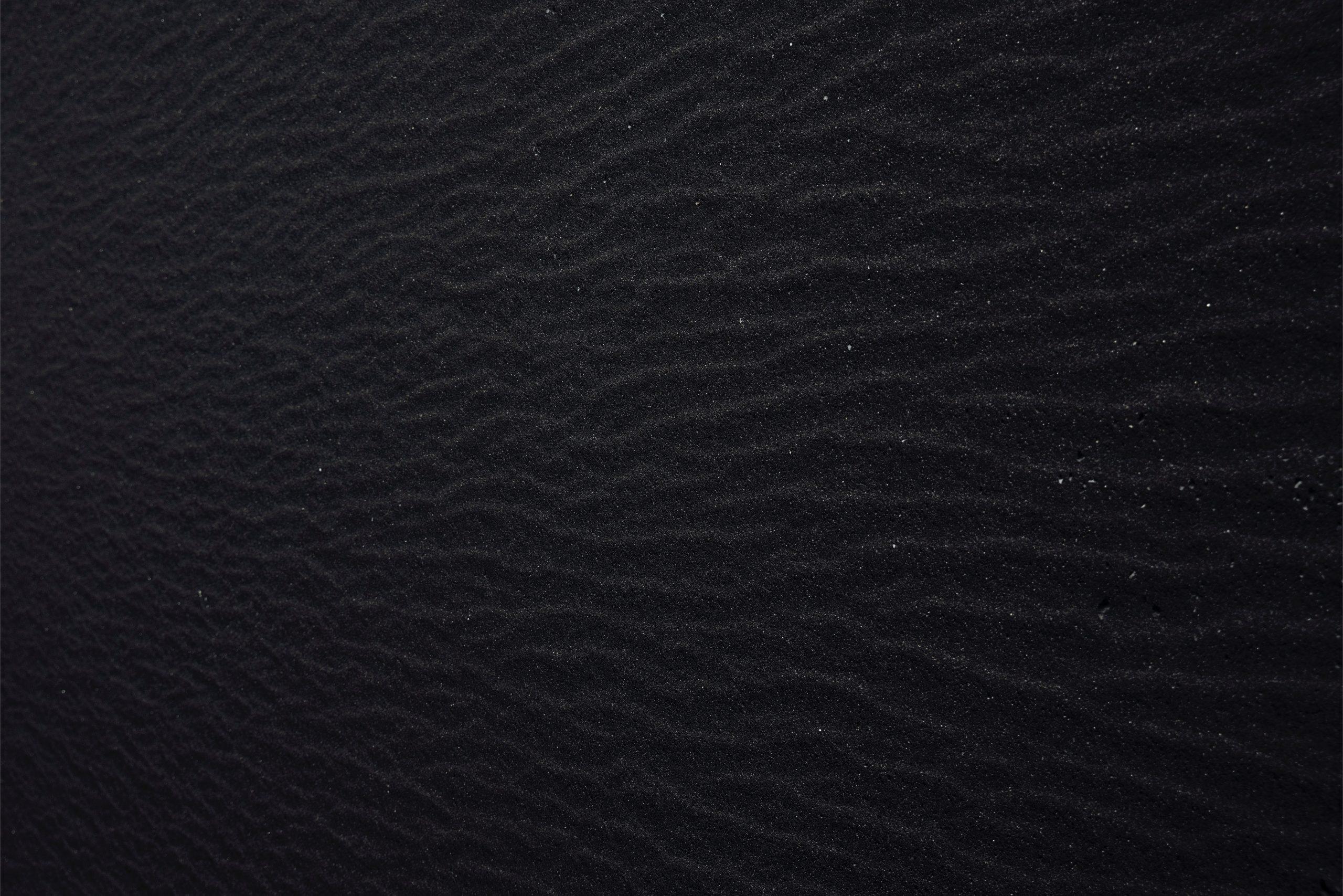 wallpaper Black sand