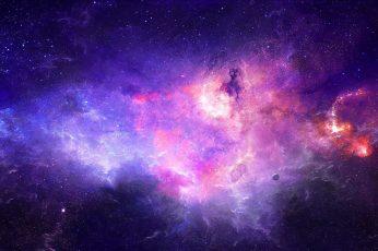 Holo Galaxy Wallpaper