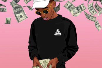 Dope money wallpaper