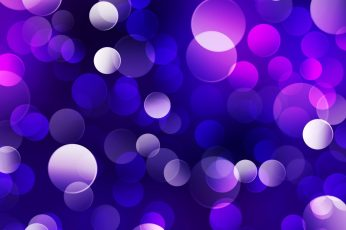 Purple Girly Wallpaper