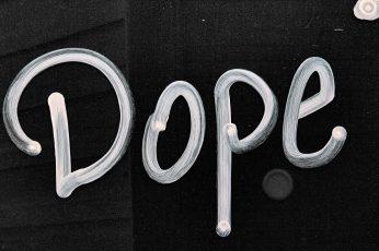 White Dope LED light