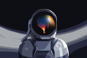 Space Cadet wallpaper