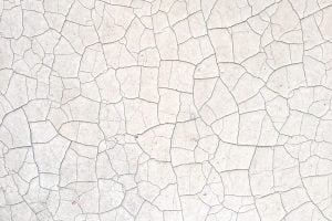 Cracked ground texture wallpaper