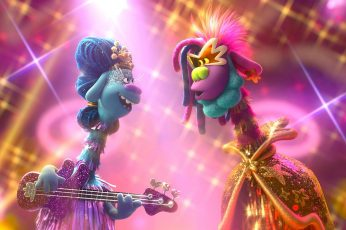 Trolls world tour HD