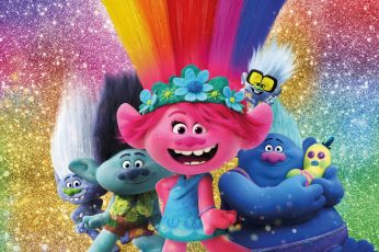 Trolls world tour wallpapers