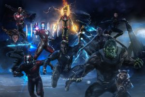 Avengers wallpaper for laptop