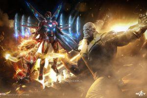 Avengers wallpaper for mobile