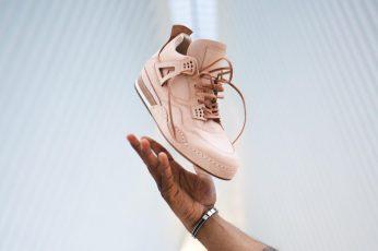 Air Jordan 4 shoe