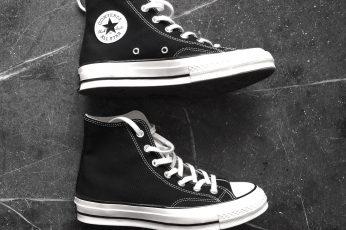 Black Converse All Star