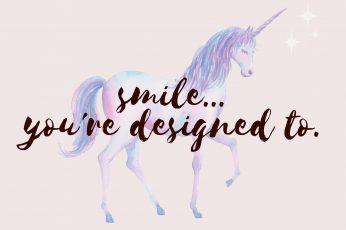 Unicorn Smile