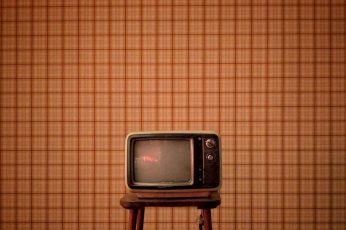Vintage TV wallpaper