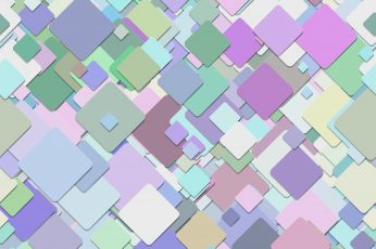 Pattern texture square pastel colorful