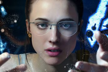 Video Game Art Wallpaper, games art , Death Stranding, Margaret Qualley