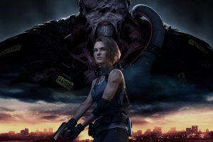 Jill Valentine wallpaper, Nemesis, Resident evil 3, Resident Evil 3 Remake