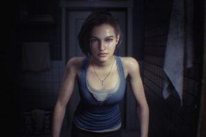 Jill Valentine, Resident Evil wallpaper, Resident Evil HD Remaster, Resident Evil 3 Remake