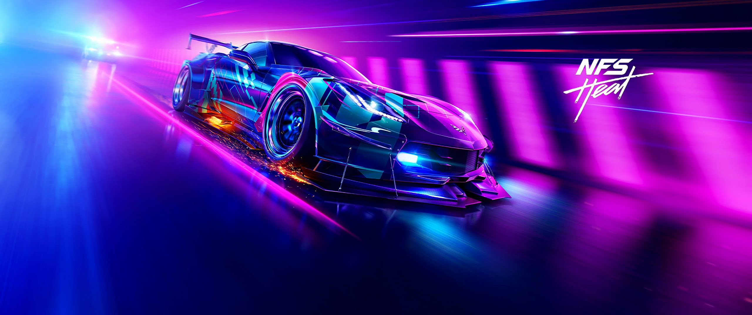 Video Games Video Game Art Ultrawide Ultra Wide Need For Speed Heat Wallpaper For You Hd Wallpaper For Desktop Mobile