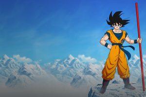 Son Goku Dragon Ball Z wallpaper Dragon Ball Super  Movie