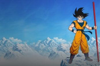 Son Goku Dragon Ball Z wallpaper Dragon Ball Super  Movie