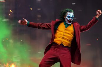 Movie Joker Joaquin Phoenix wallpaper