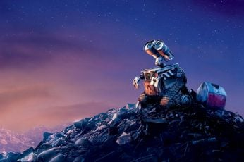 Disney Wall-E digital wallpaper Pixar Animation Studios