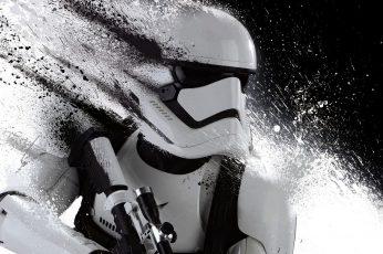 Star Wars Stormtrooper wallpaper Star Wars: The Force Awakens wallpaper