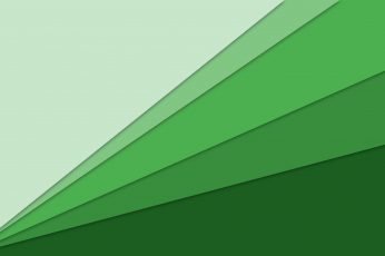 Material design, green, minimal, minimalist, abstraction, abstract art