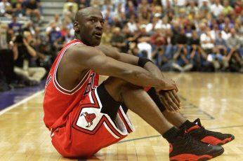 Michael Jordan, basketball wallpaper, nba, sport, focus on foreground, people