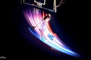 Michael Jordan wallpaper, sports, basketball, NBA, hoop, pink