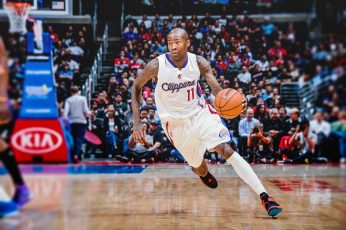 NBA, Jamal Crawford, basketball wallpaper, sports
