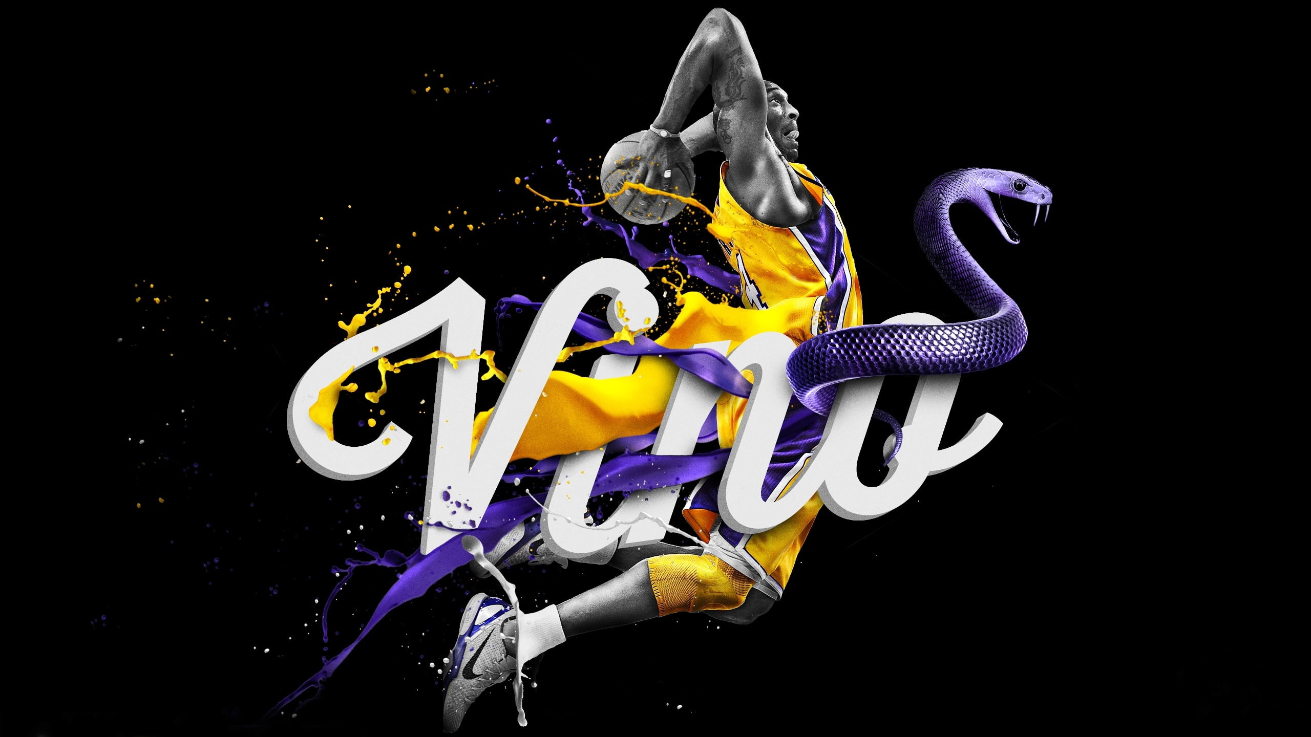 Dope Nba Logo: Sports Wallpaper • Kobe Bryant Wallpaper, Los Angeles