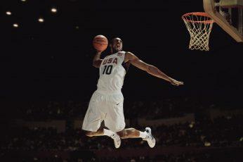 Kobe bryant wallpaper, basketball, usa, team