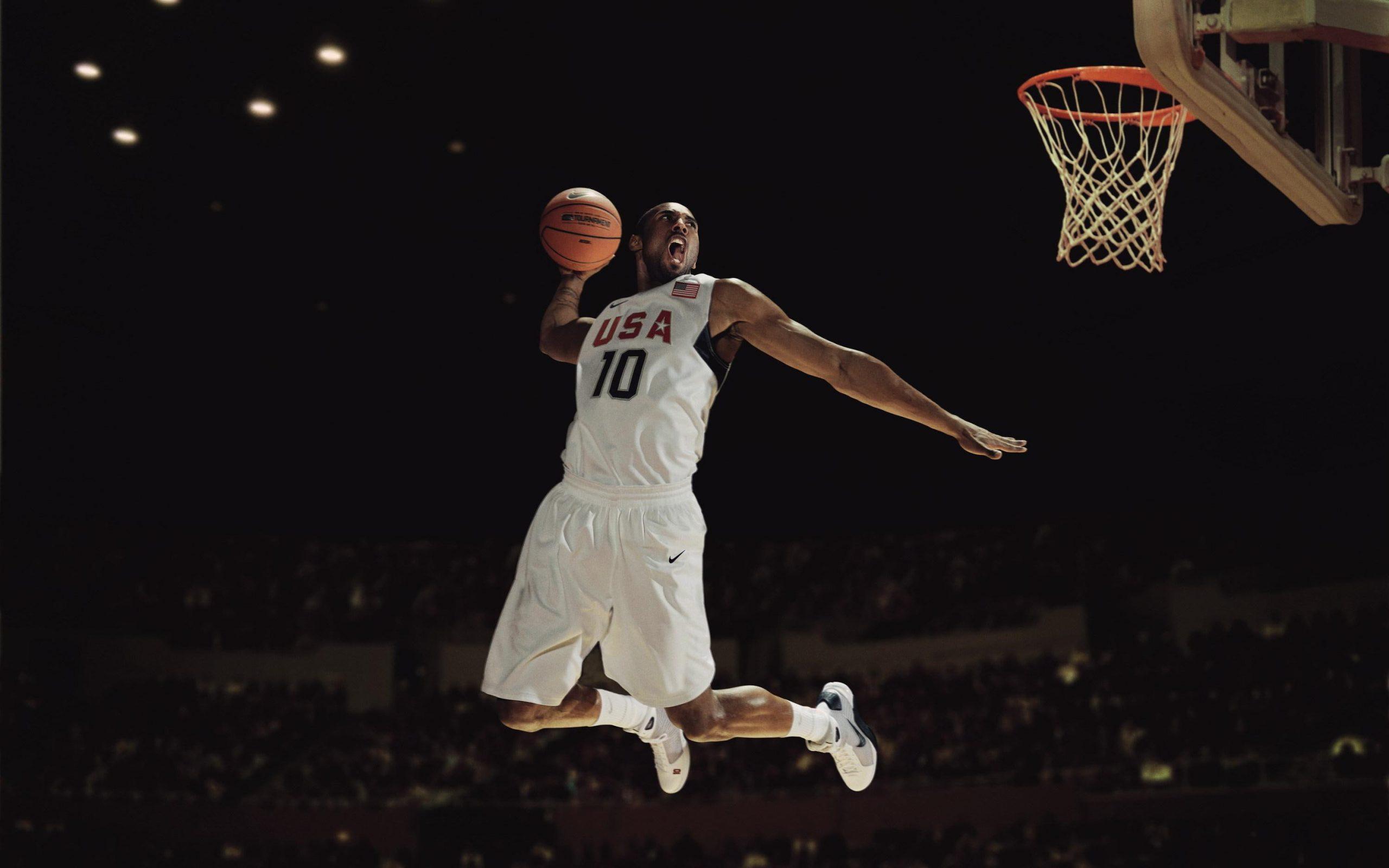 Kobe Bryant Wallpaper Basketball Usa Team Wallpaper For You The Best Wallpaper For Desktop Mobile Sports Wallpaper