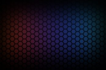 Wallpaper black honeycomb graphic wallpaper, hexagon, colorful, pattern