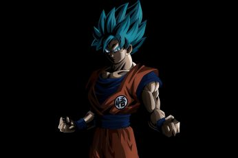 Wallpaper Dragon Ball Super, 8K, Goku Black, 4K