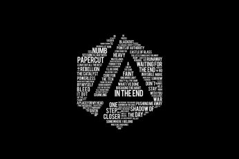 Wallpaper Linkin Park Lyrics, Music, lp, chester, chester bennington, linkinpark
