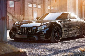 Wallpaper black car, mercedes benz, luxury vehicle, supercar, rim, sports car