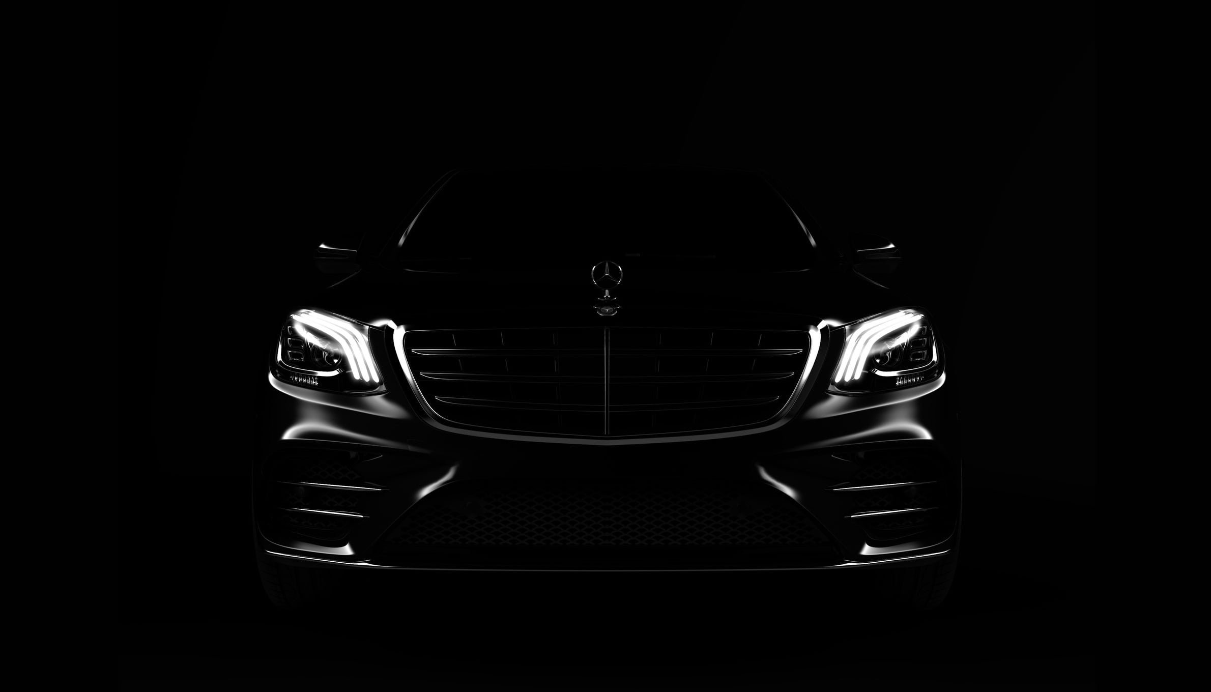 Cars Motos Wallpaper Wallpaper Dark Car Vehicle Mercedes Benz Artwork Wallpaper For You The Best Wallpaper For Desktop Mobile