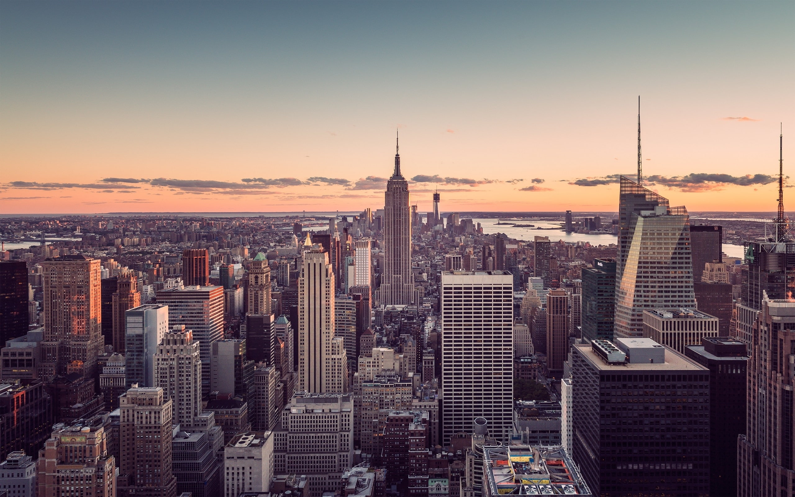 City Wallpaper New York Wallpaper Ny Usa 4k Wallpaper For You The Best Wallpaper For Desktop Mobile