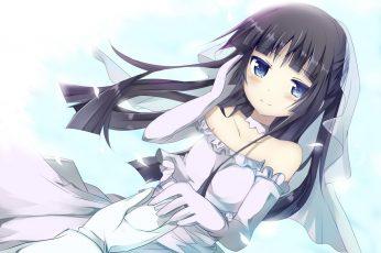 Wallapper female animated character digital wallpaper, Gokou Ruri, Ore no Imouto ga Konnani Kawaii Wake ga Nai