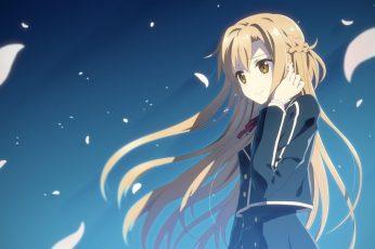 sao, sword, asuna, art, online, swordartonline, kirito, kawaii wallpaper