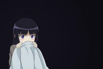 Wallpaper Gokou Ruri, Ore no Imouto ga Konnani Kawaii Wake ga Nai, anime girls