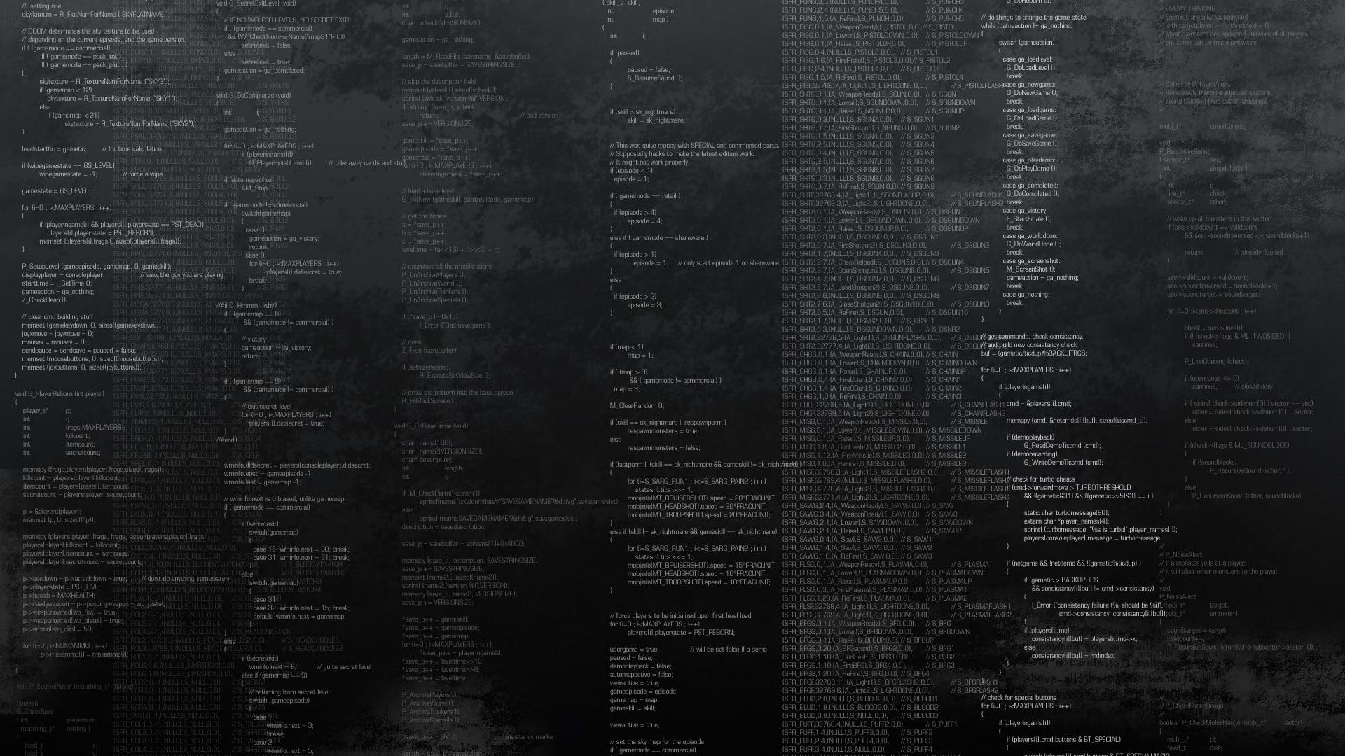Dark Wallpaper