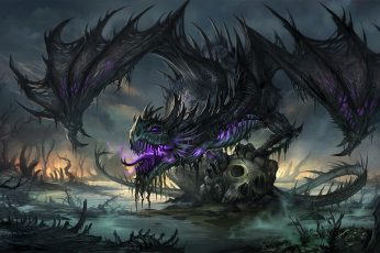 Fantasy dragon wallpaper ipad