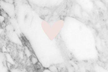 Marble love wallpaper