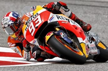 Wallpaper Marc Marquez, Repsol Honda, motorcycle, Moto GP, competition