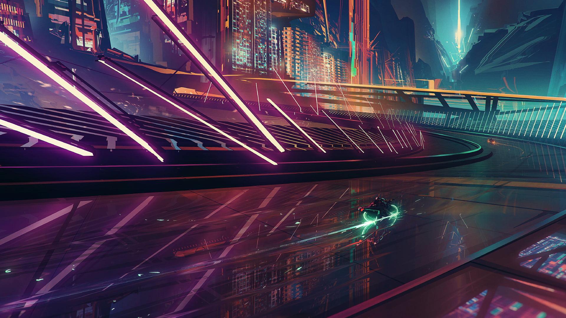 Cars & Motos Wallpaper