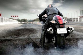 Wallpaper bike, custom, hayabusa, motorbike, motorcycle, suzuki, tuning