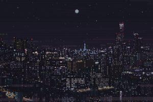 8 bit background