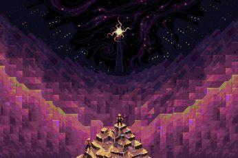 Aesthetic wallpaper pixel